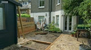 Nick Bailey garden