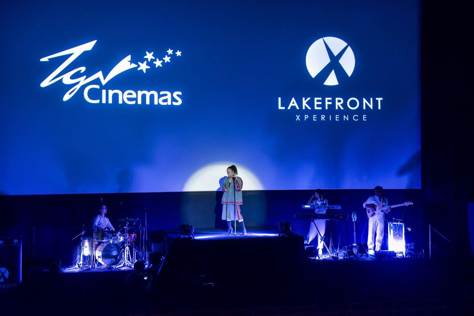DboystudioMakan: TGV Cinemas X Lakefront Xperience - World