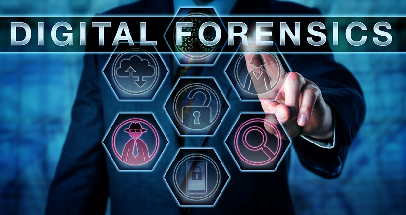 The Role of Digital Forensics in Solving Cyber Crimes