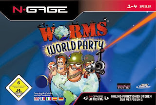 Worms World Party For N-Gage