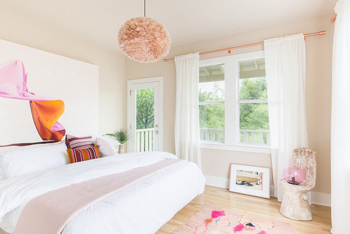 You Could Actually Stay In This Eclectic Glam Home   Kayla Lynn