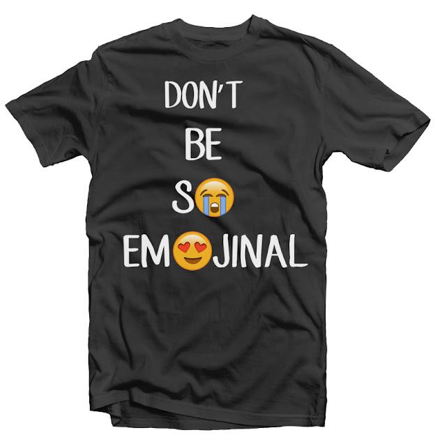 emotion tshirt design