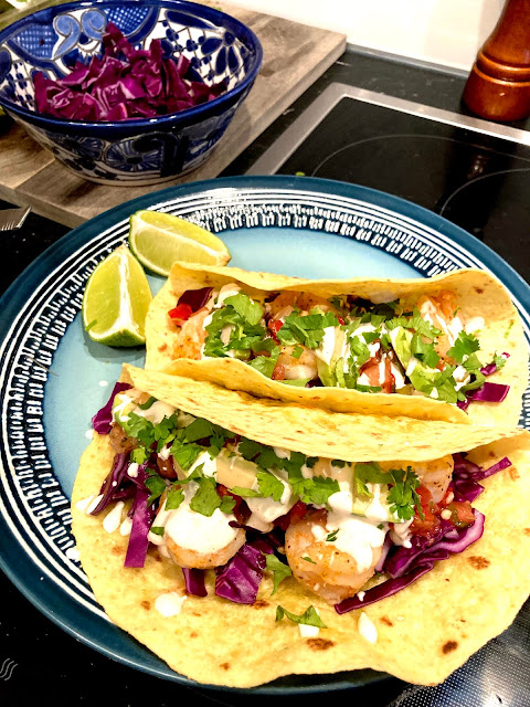 Shrimp Tacos-Lauren@Mizhelenscountrycottage