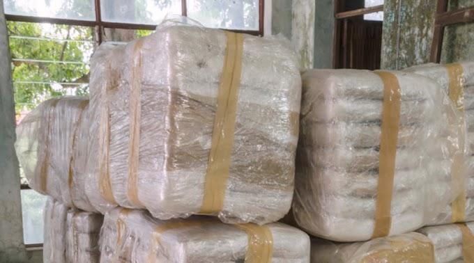 Trükkös módon álcázták a 12 milliárd forintnyi kokaint
