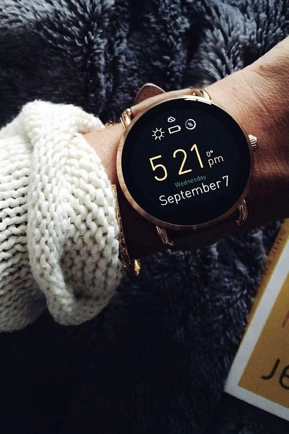 model Jam tangan Digital wanita terbaru 2018
