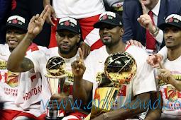 7 Fakta Luar Biasa Toronto Raptors Usai Juara NBA
