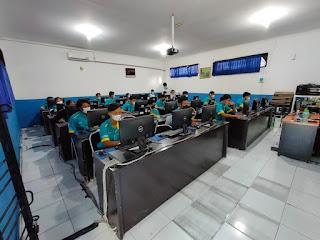 Assasemen Nasional SMK TI Bali Global Badung