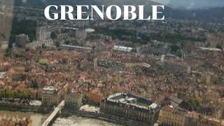 grenoble francia itinerario