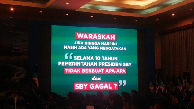 SBY Marah Disebut 10 Tahun Tidak Berbuat Apa-apa!