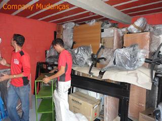 Guarda móveis em Goiânia, Rezende Mudanças