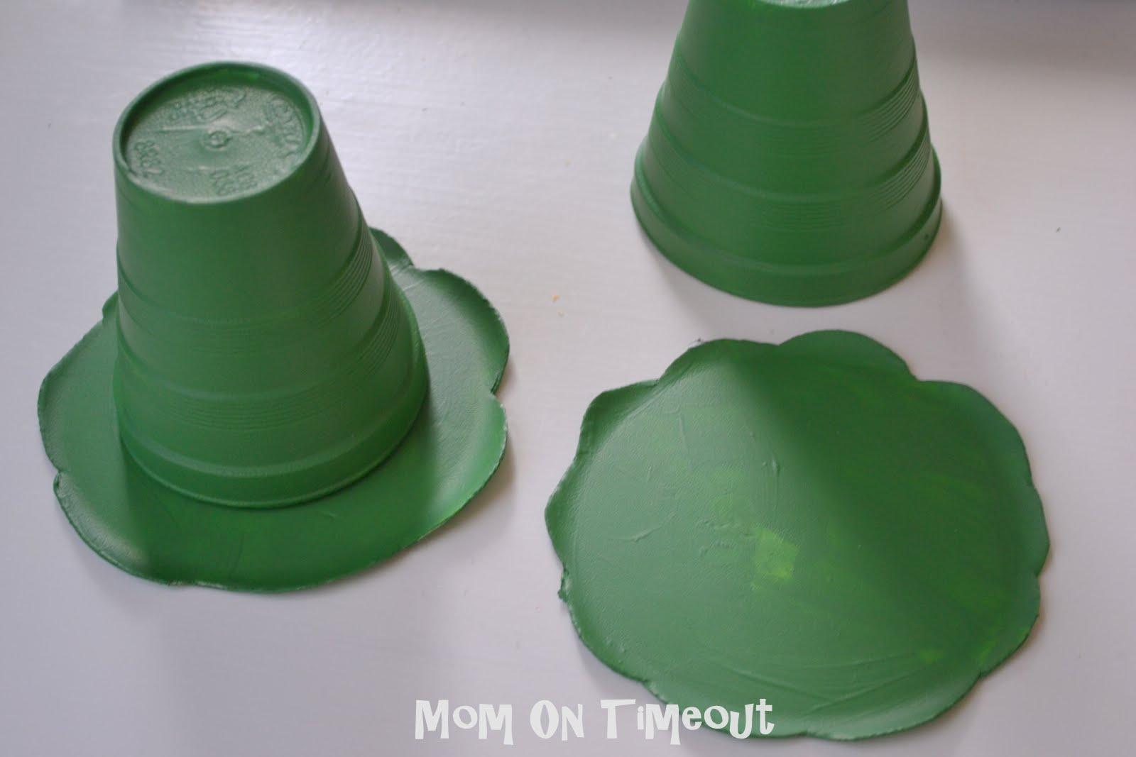 Leprechaun Hats Craft - Mom On Timeout