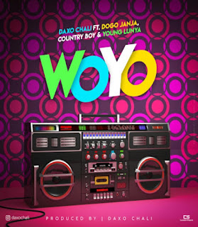 DOWNLOAD AUDIO | Daxo Chali Ft  Dogo Janja, Country Boy & Young Lunya - WOYO  MP3