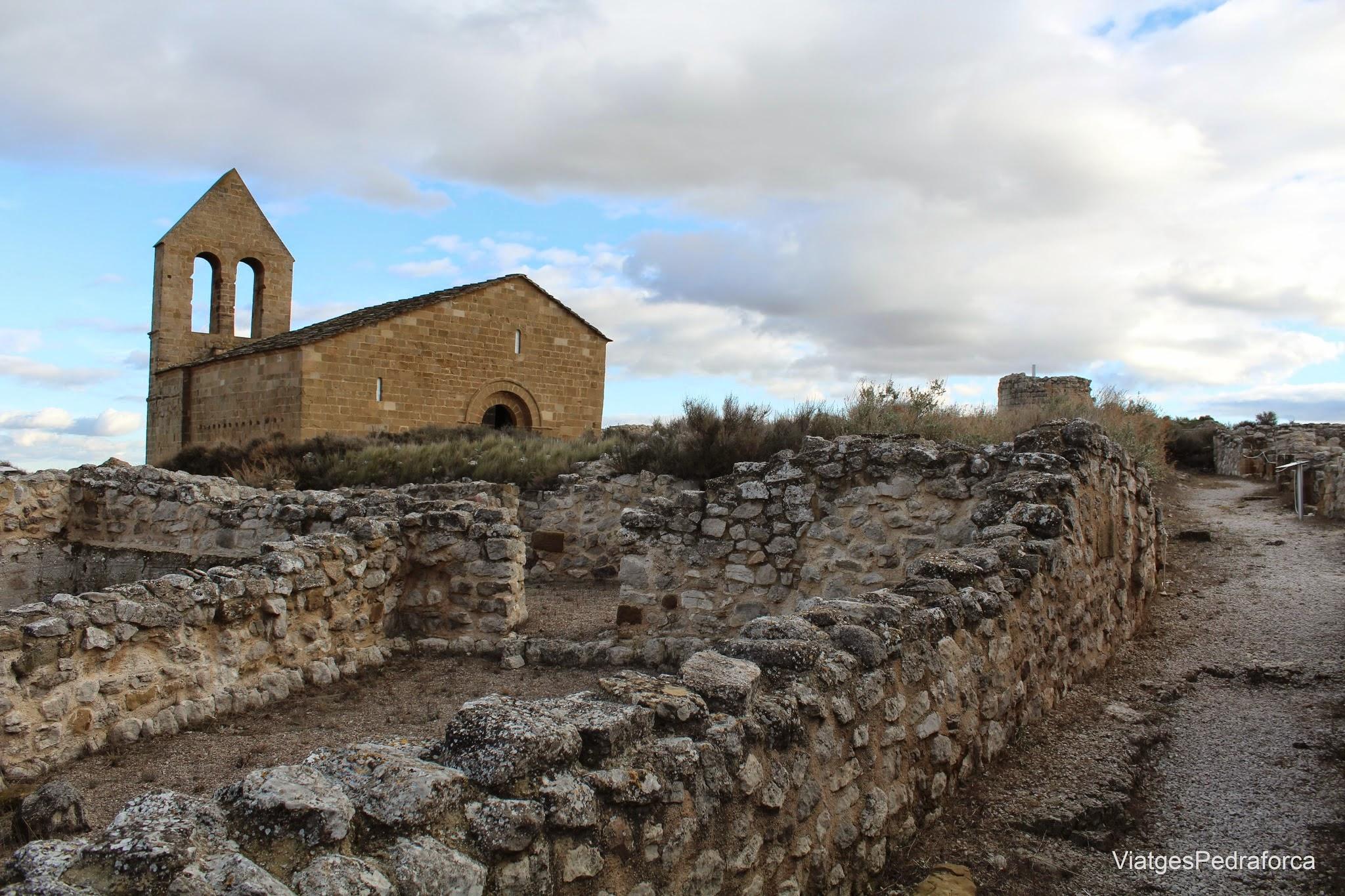 Recinto medieval amurallado de Rada Navarra