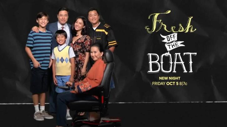 Fresh Off The Boat - Season 5 - Promo