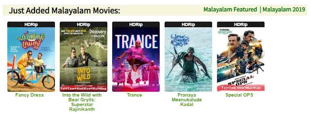 Malayalam Movies Download On todaypk 2020