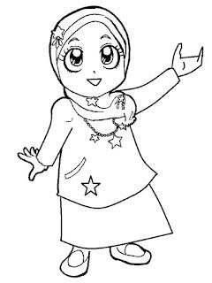 Banyak Hal Yang Bisa Kita Lakukan Untuk Mengenalkan Anak Anak Kita Tentang Islam Termasuk Dengan Mewarnai Gambar Gambar Yang Memuat Unsur Unsur Keislaman