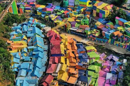 Mengenal Lebih Dekat Asal Usul Kampung Wisata Jodipan dan Kampung Tridi Yang ada di Kota Malang.