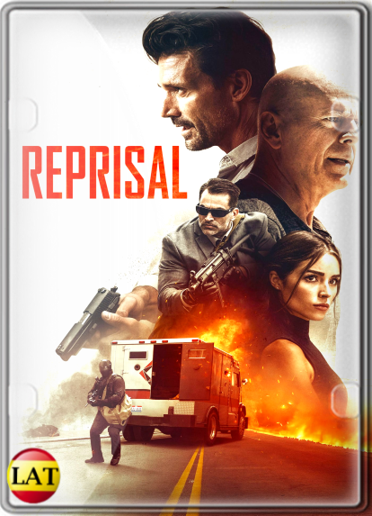 Reprisal (2018) DVDRIP LATINO