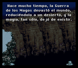 final fantasy vi castellano