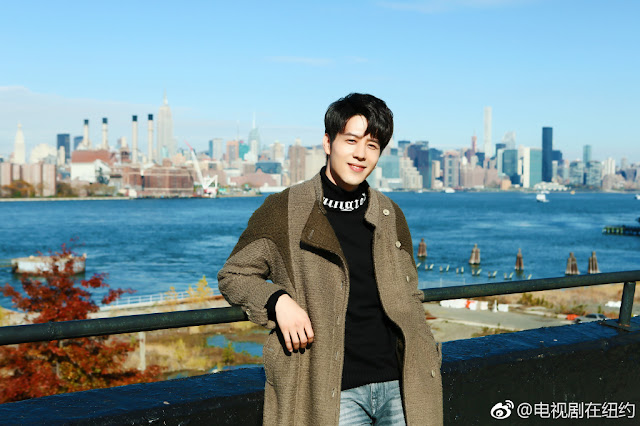 New York Chinese TV Series George Hu