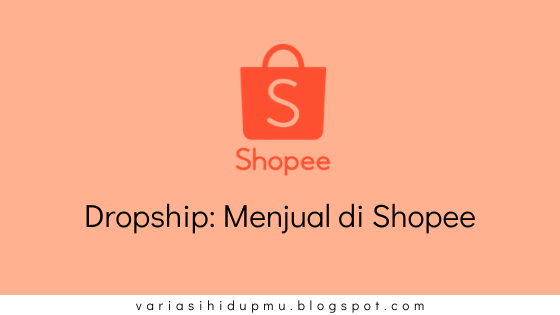 shopee dropship