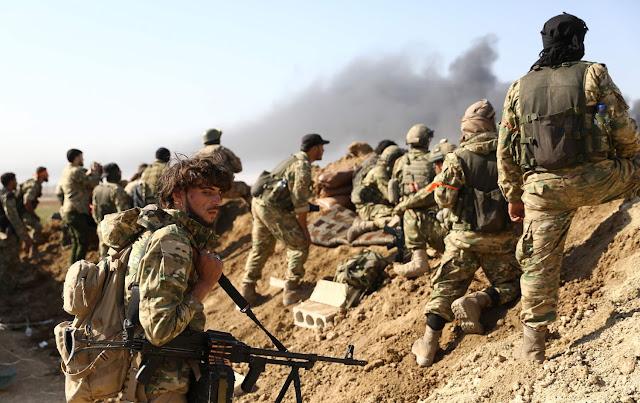 معايير تركيا المزدوجة في التعامل مع الأحداث وإدارة الجماعات المتطرفة في سوريا