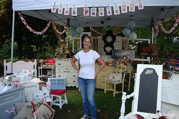 How To Stage A Booth For A Vintage Faire Noble Vintage