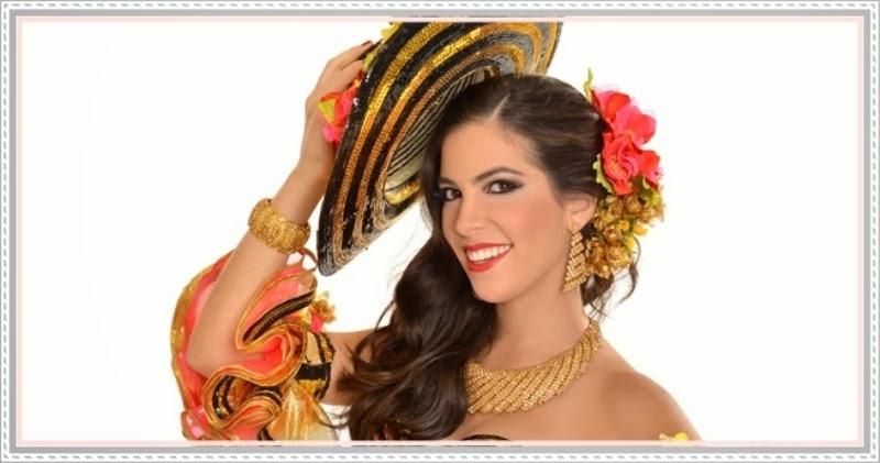 La Reina del Carnaval María Margarita Diazgranados Gerlein