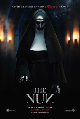 The Nun (2018) Dual Audio [Hindi-DD5.1] 720p BluRay ESubs Download