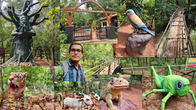 Salumarada thimmakka tree park manipal collage