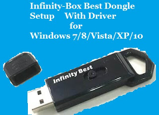 Infinity Best Dongle Driver for Windows