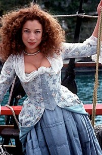 Alex kingston fortunes and misfortunes of moll flanders - 2 4