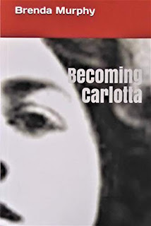 Becoming Carlotta - a biographical novel free book promotion Brenda Murphy