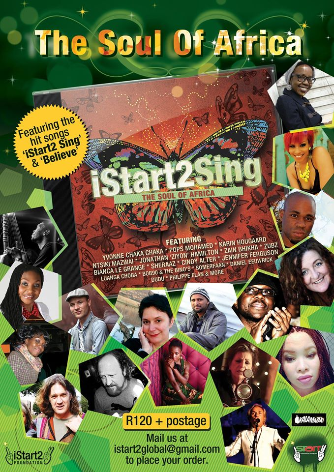 Buy your iStart2Sing CD here: