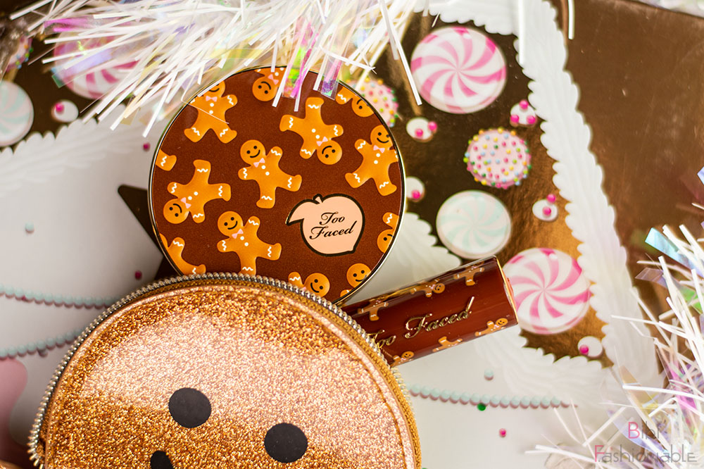 Too Faced Holiday Collection Gingerbread Kit Produkte