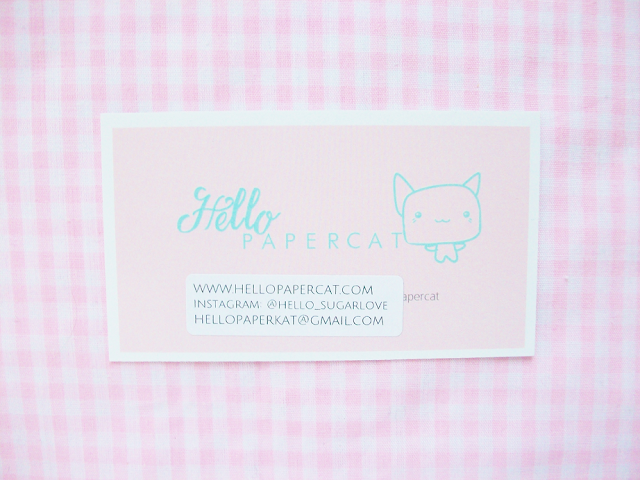 Hello Paper Cat Haul and Review