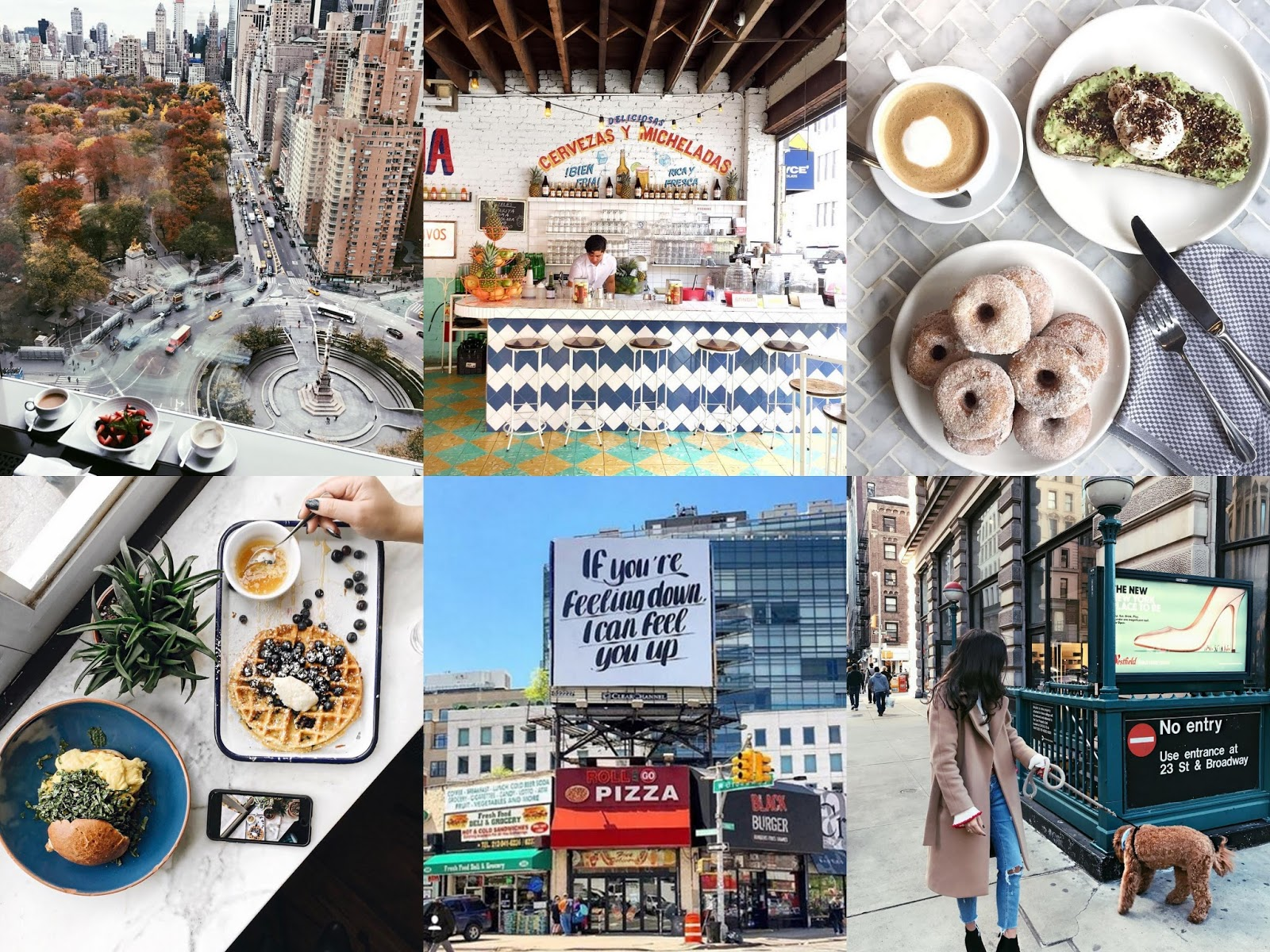 7 NYC instagram accounts to follow