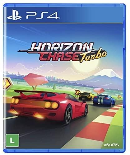 Jogo Horizon Chase Turbo (1 Edição) [PS4]