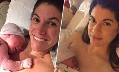 Identical Twin Sisters Give Birth At The Same Time On The Same Day