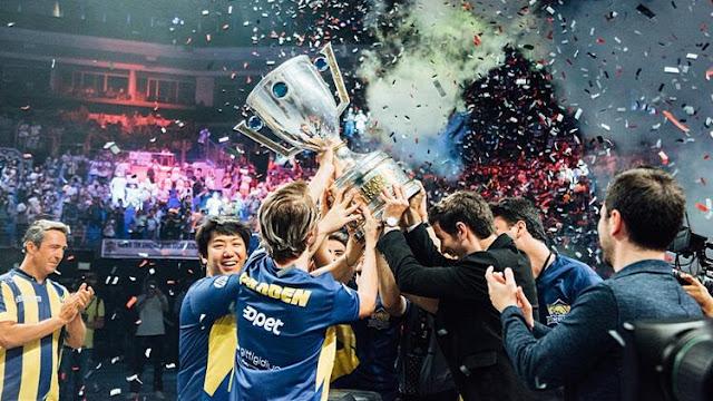 Spor Kulübü Fenerbahçe Espor Şampiyonluk
