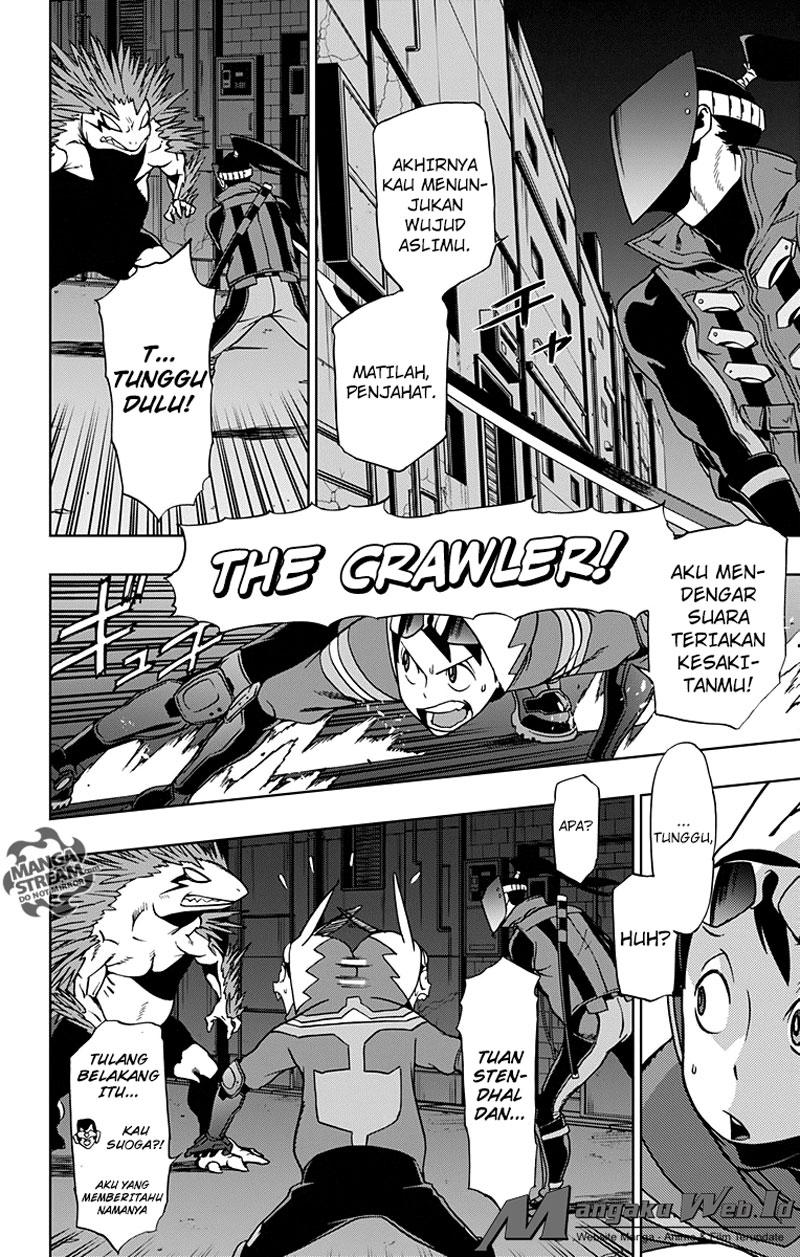 Vigilante – My Hero Academia Illegals Chapter 10 : Orang Orang Yang Menghakimi