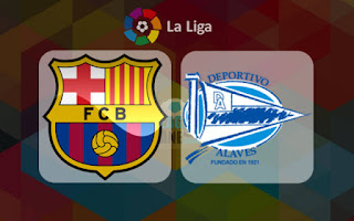 مشاهدة مباراة برشلونة وديبورتيفو ألافيس بث مباشر حصري اون لاين لايف اليوم 21-12-2019 في الدوري الاسباني