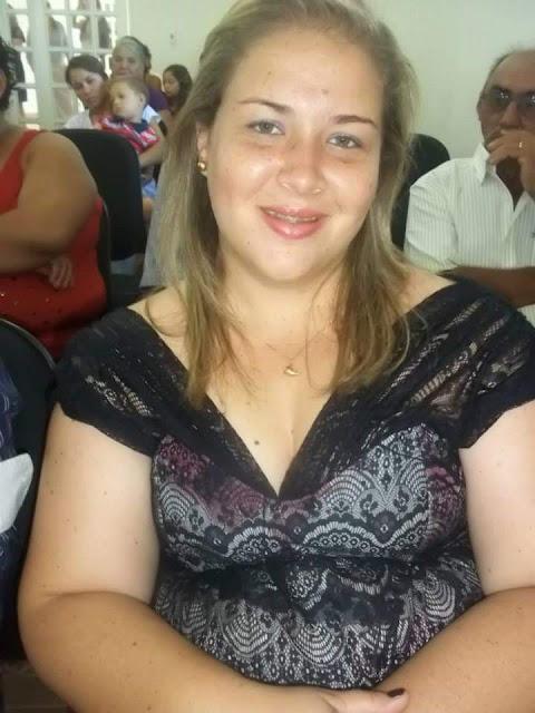 Padre Marcos-PI de Luto, Morre aos 32 anos Ravena Raiane filha do ex-prefeito Zé Melado