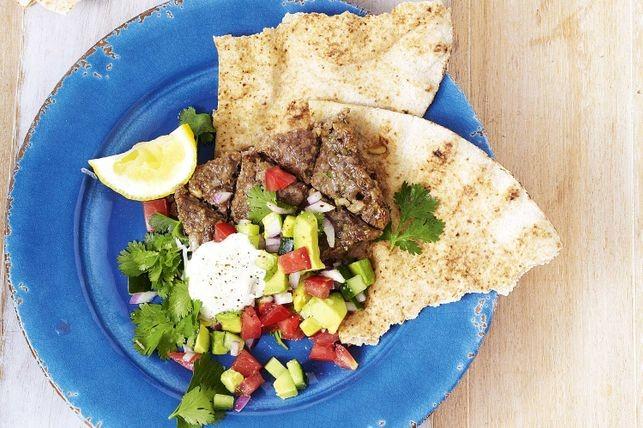 Baked Lamb Kibbeh Recipe