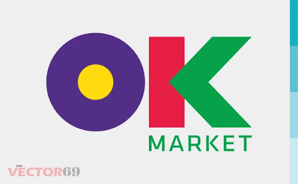 OK Market Logo - Download Vector File SVG (Scalable Vector Graphics)