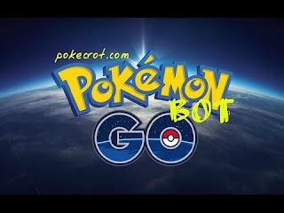 PokeCrot GUI Auto Farming Pokemon Go work