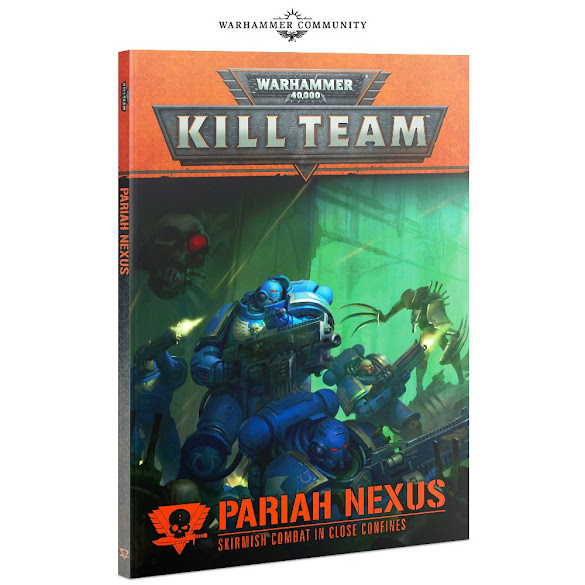 reglamento kill team Nexo Paria
