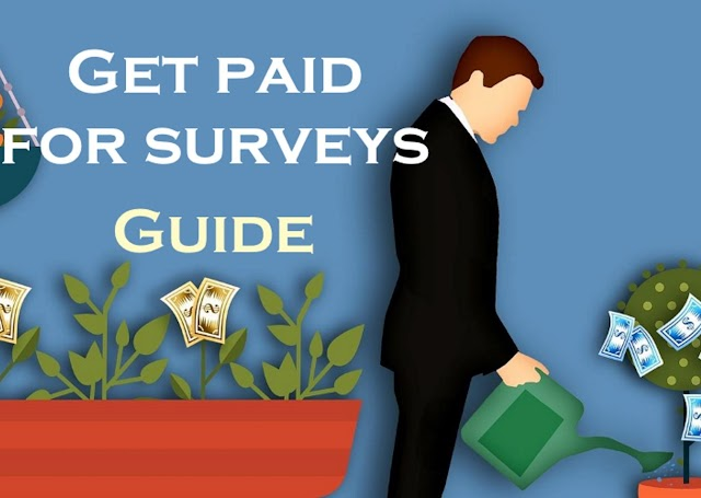 How To Get Paid For Surveys And Earn Extra Money
