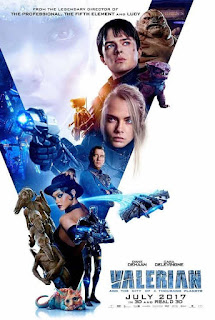 فيلم Valerian and the City of a Thousand Planets 2017 مترجم