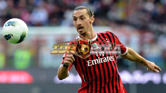 IDRBOLA - AC Milan: Zlatan Ibrahimovic setuju untuk kembali ke San Siro